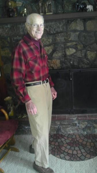 Dad in March