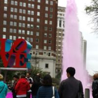 Love & Pink Fountain